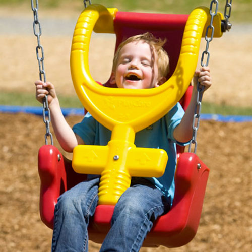 Inclusive Swing Seat Package