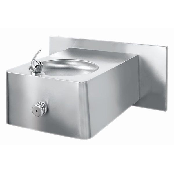 Stainless Steel Wall Mounted Drinking Fountains