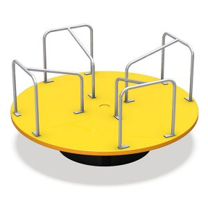 Supersonic Spinner Mini Merry Go Round