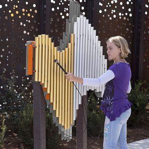Swirl Musical Play Equipment