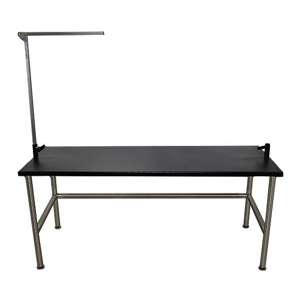 Stationary Pet Grooming Table