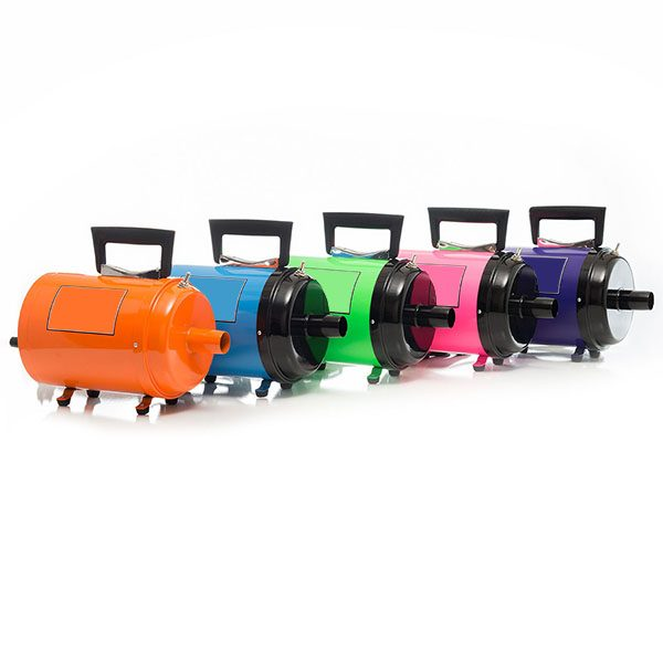 4HP Dryer With Bracket - Available Colors