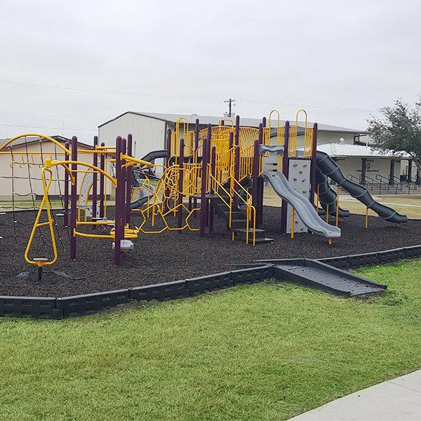 ADA Playground Full Ramp