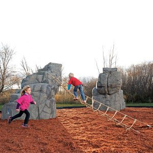 Mount MacKinley Granite Climbing Boulder Set