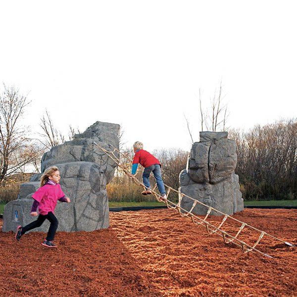 Mount MacKinley Granite Climbing Boulder Set