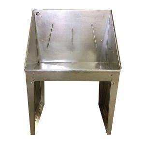 Pet Mini Bathing Tub - Front View