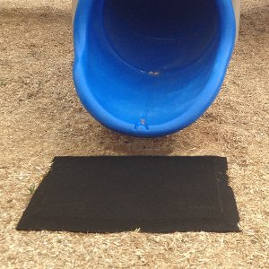 Swing & Slide Playground Mat