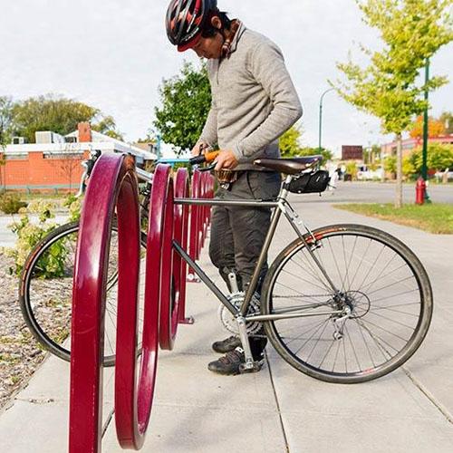 Broadway Bike Rack