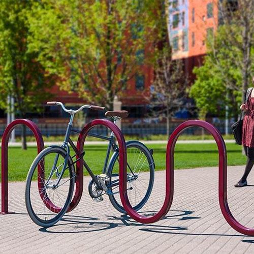 Broadway Bike Racks