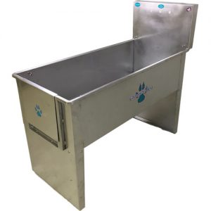 In-Line Bathing Tub