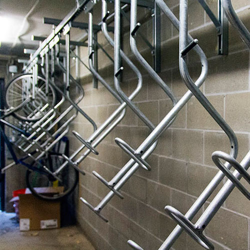 Bike File Hanger