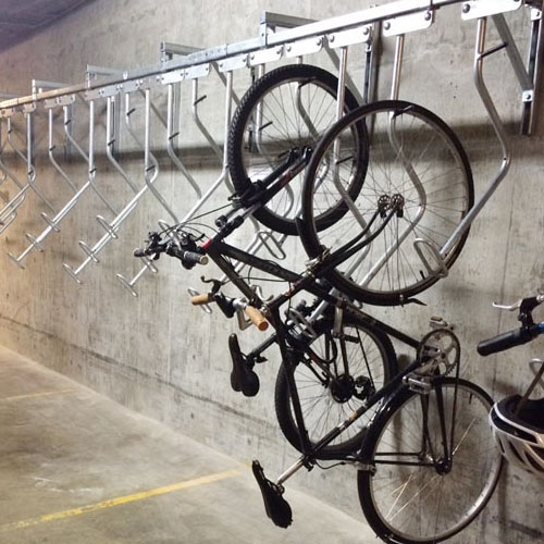 Bike File Wall Mount