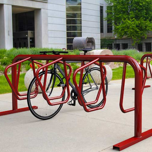 Campus Bike Rack Double Sided