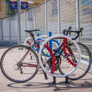 Custom Bike Racks