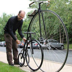 Custom Bike Racks