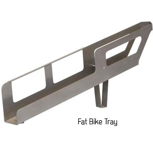 Dero Decker Bike Rack Fat Tray