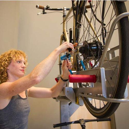 Dero Decker Bike Rack Lock