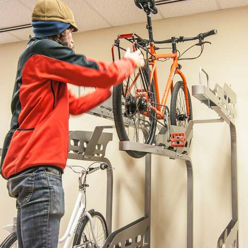 Dero Duplex Bike Rack Kit