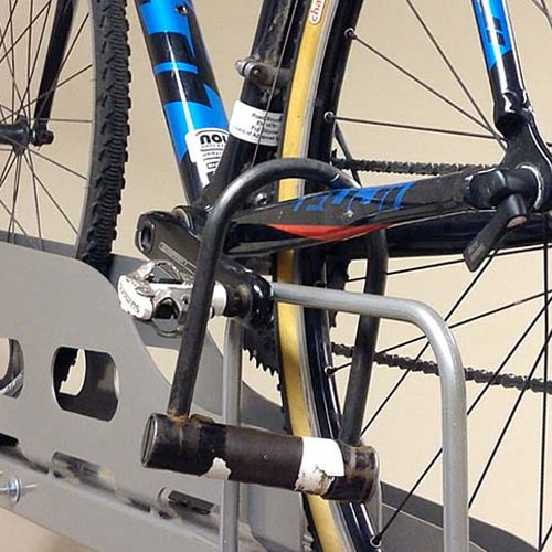 Dero Duplex Bike Rack Lock