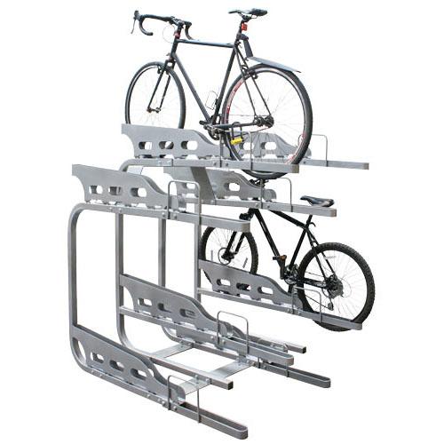 Dero Duplex Bike Rack