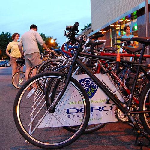 Event Bike Rack System
