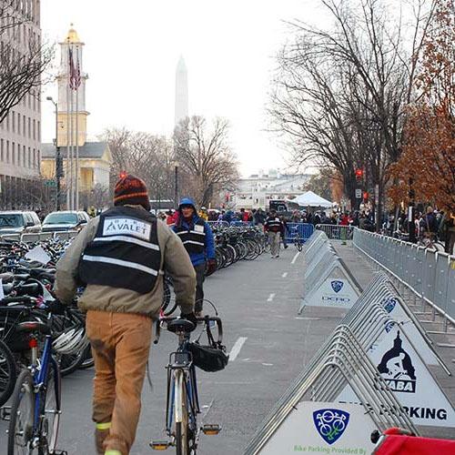 Event Bike Racks