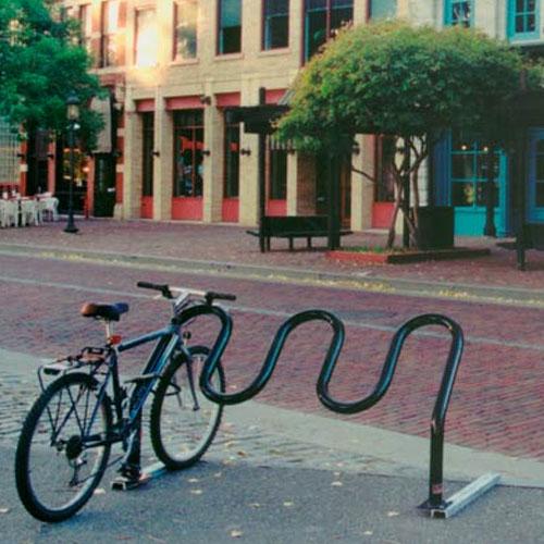 Hi Roller Bike Rack Freestanding