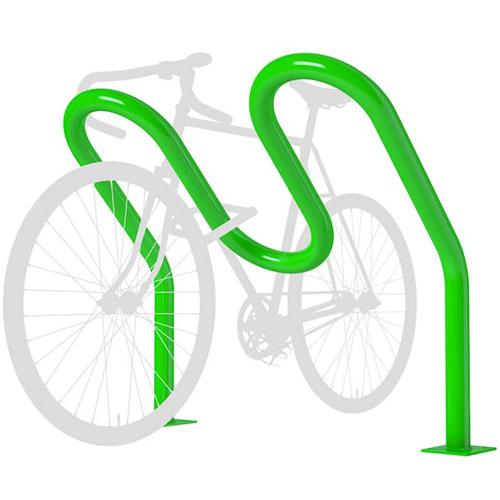 Hi Roller Bike Rack