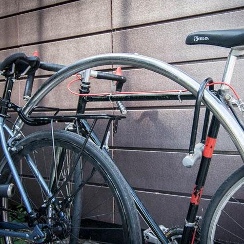 Round Bike Rack Stainless Steel