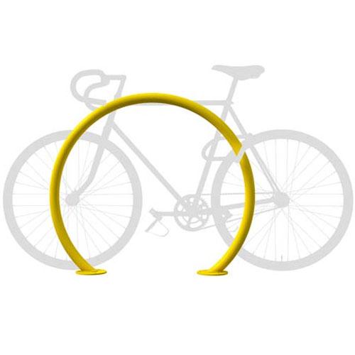 Round Bike Rack System