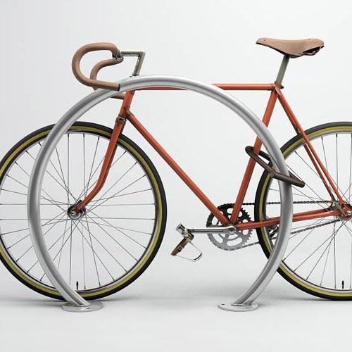 Round Bike Rack