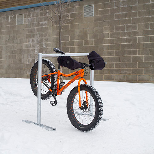 Saddle Buddy Bike Rack System