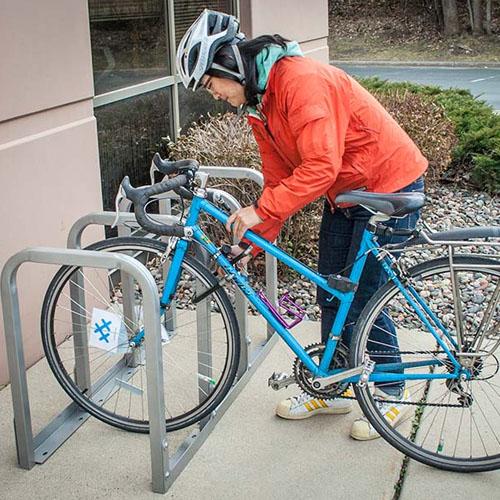 U-Lockit Bike Racks
