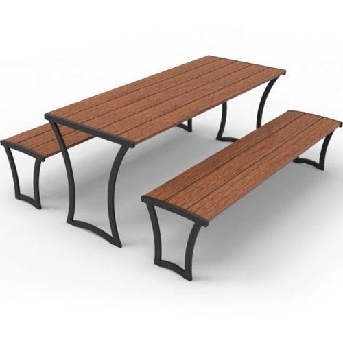 Madison Table - Ipe Wood