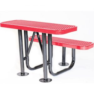 Social Distancing Outdoor Classroom Desk