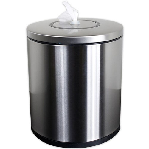 Stainless Tabletop Wipes Dispenser