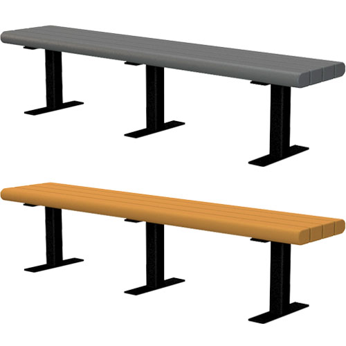 creekside benches