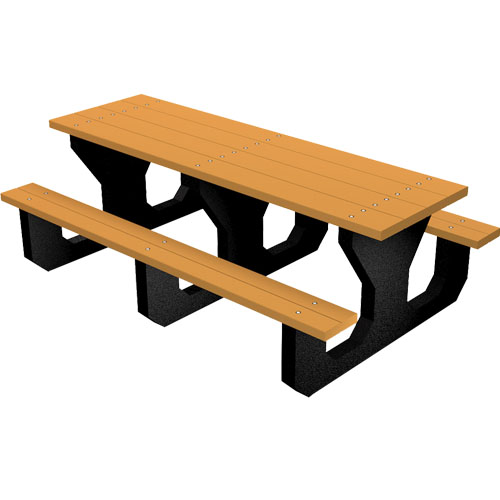 Recycled Plastic Picnic Youth Table