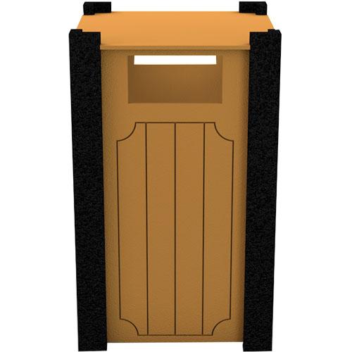 Ridgeview Trash Receptacle