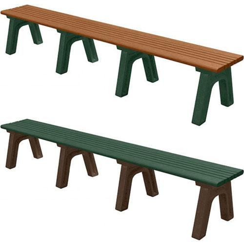 Cambridge Flat Benches