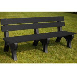 Economizer Traditional Park Benches