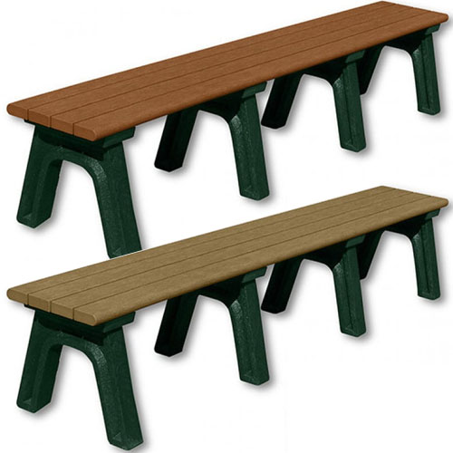 Park Classic Flat Benches