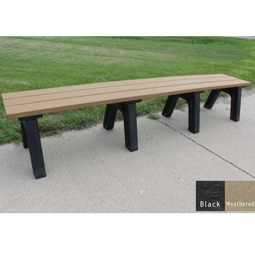Traditional Flat Benches