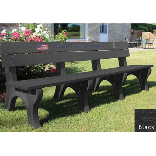 Veteran's Park Benches