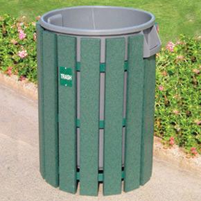 32 Gallon Trash Bin