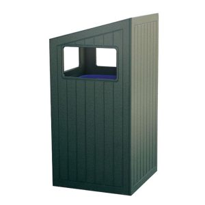 32 Gallon Greenwood™ Recycled Plastic Trash