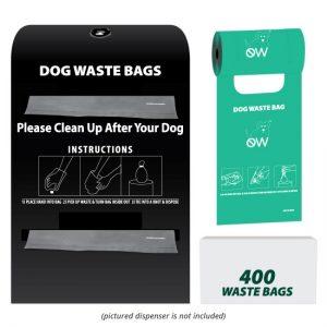 TerraBound Waste Station Tie Bags