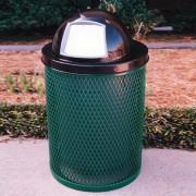 32 Gallon Standard Style Trash Receptacle