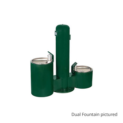 Surface Mount Single Pet Fountain