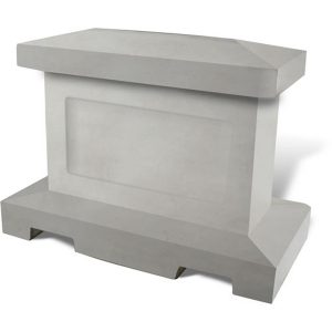 "48"" Concrete Security/Traffic Barrier"